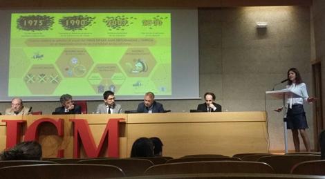 Exposición en 3 minutos de la tesis de Sandra Barroso
